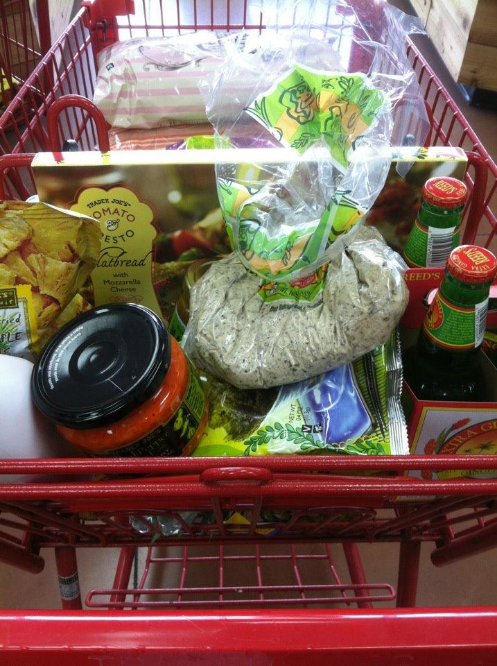Trader Joe's Cart!